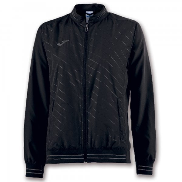 Joma JACKET TORNEO II WOMAN BLACK