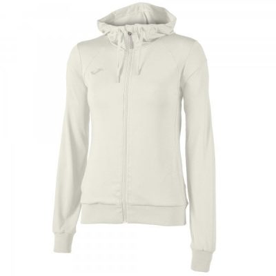 Joma SWEATSHIRT HOODIE SCULPTURE WOMAN WHITE