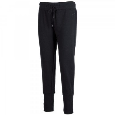 Joma LONG PANTS STREET II WOMAN BLACK