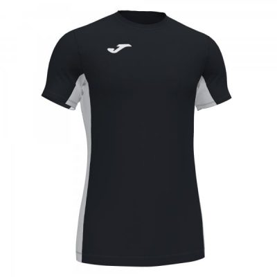 SUPERLIGA T-SHIRT S/S BLACK-WHITE