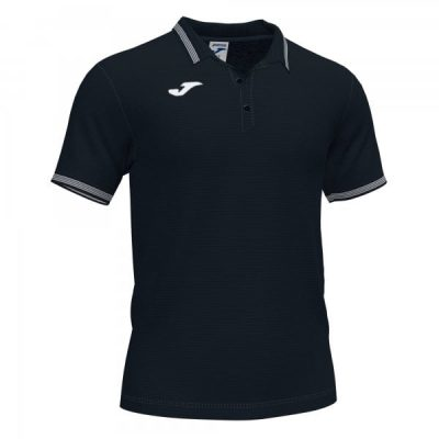 CAMPUS III POLO S/S BLACK