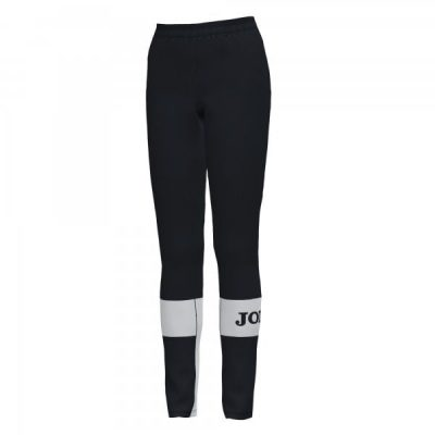 WOMENS CREW IV LONG PANTS BLACK-WHITE