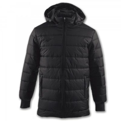 Joma URBAN WINTER JACKET BLACK