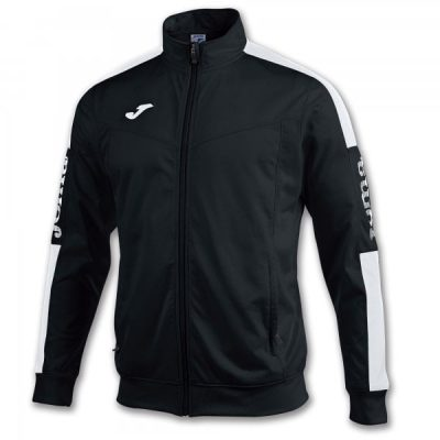 Joma JACKET CHAMPION IV BLACK-WHITE