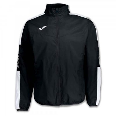 Joma RAINJACKET CHAMPION IV BLACK-WHITE
