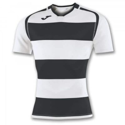 T-SHIRT PRORUGBY II S/S BLACK-WHITE
