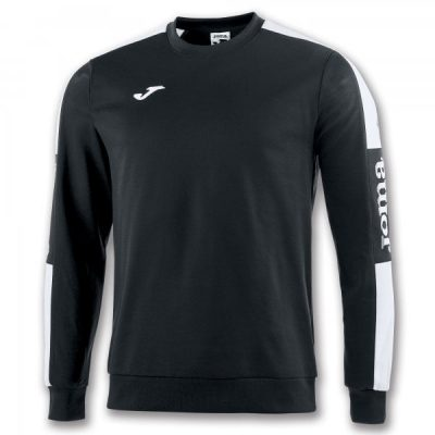 Joma SWEATSHIRT CHAMPION IV BLACK-WHITE