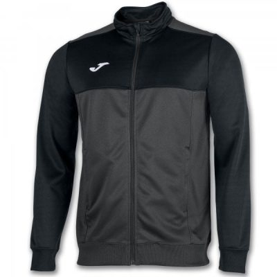 Joma JACKET WINNER ANTHRACITE-BLACK