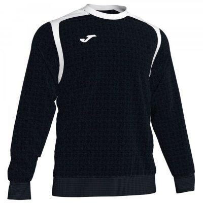 Joma SWEATSHIRT CHAMPION V BLACK-WHITE