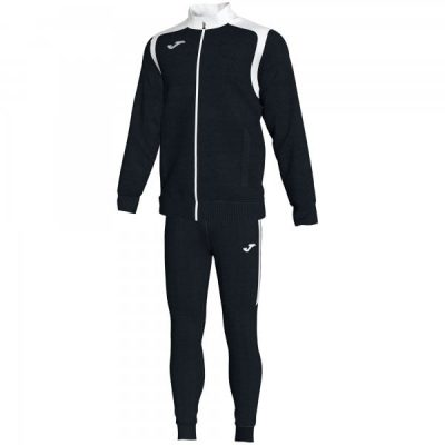 Joma TRACKSUIT CHAMPION V BLACK-WHITE