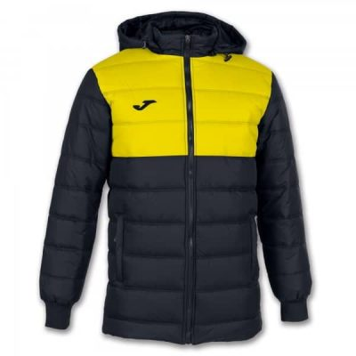 URBAN II WINTER JACKET BLACK-YELLOW