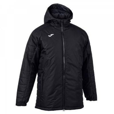 Joma CERVINO POLAR ANORAK BLACK