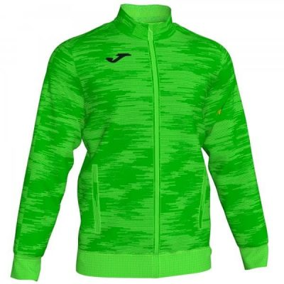 Joma GRAFITY JACKET FLUOR GREEN