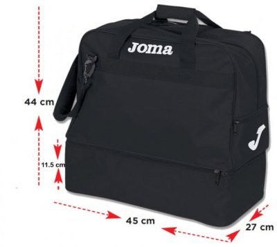Joma BAG TRAINING III MEDIUM BLACK