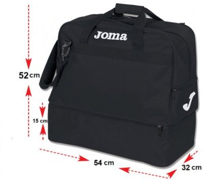 Joma BAG TRAINING III XTRALARGE BLACK