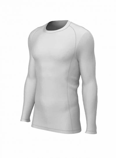 BASELAYER TOP White