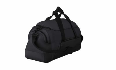 MATCHDAY HOLDALL BAG Black