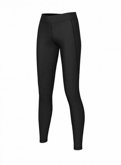 WOMEN ACADEMY STRETCH LEGGING Black