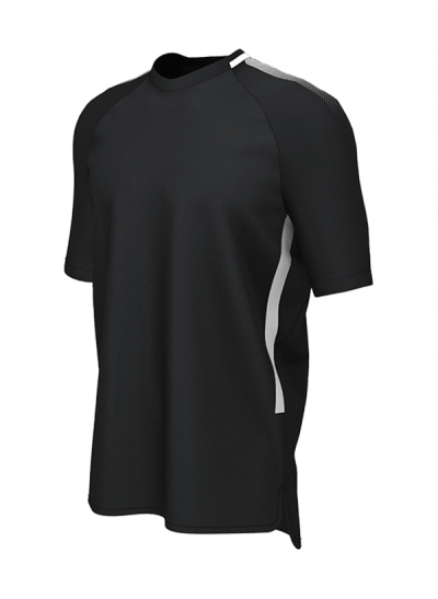 EDGE PRO TRAINING TEE Black/White