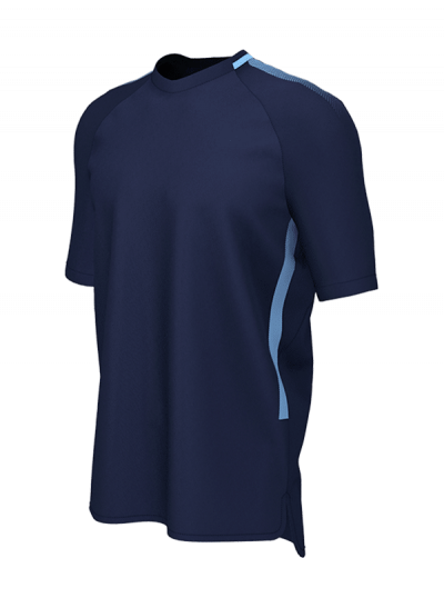 EDGE PRO TRAINING TEE Navy/Sky