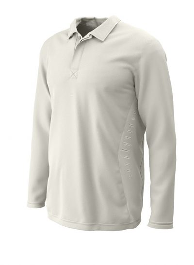PREMIUM Long Sleeve CRICKET Ivory