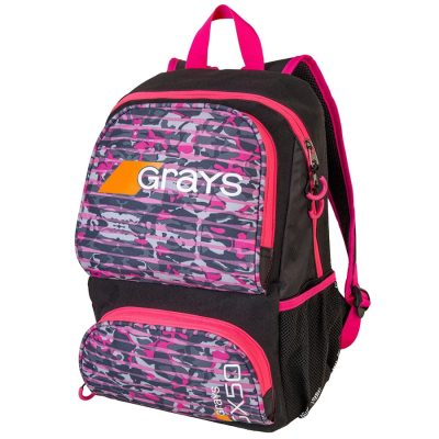 Grays Hockey BACKPACK GX50 Camo Pink
