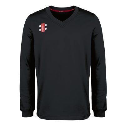 Gray Nicolls SWEATER PRO PERFORMANCE Black