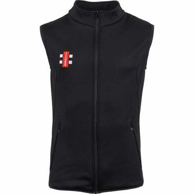 Gray Nicolls BODYWARMER THERMO STORM Black