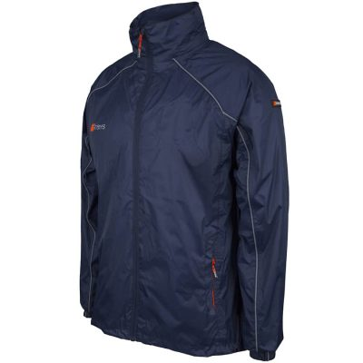 Grays Hockey JACKET ARC RAIN LADIES Dark Navy