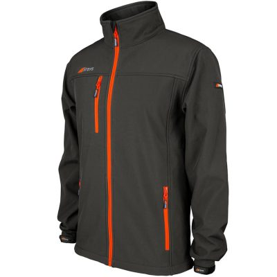 Grays Hockey JACKET RADIUS SOFT SHELL Black