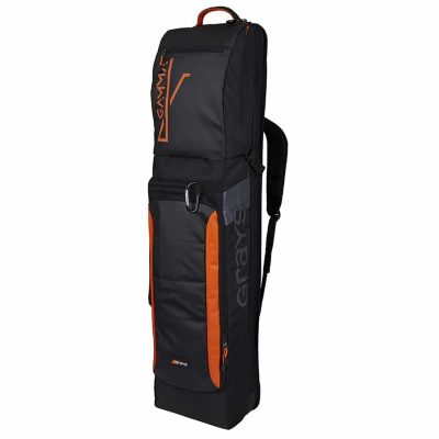 Grays Hockey KITBAG GAMMA Black/Orange
