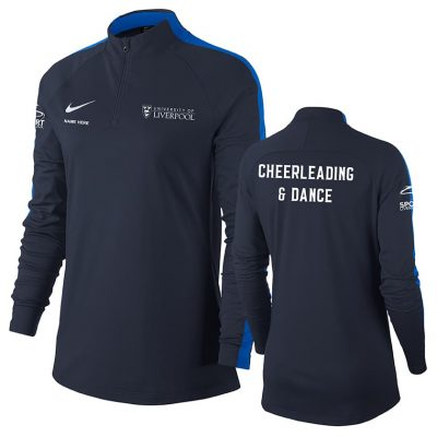 Nike Academy 18 Womens Drill Top CS 893710livcheer