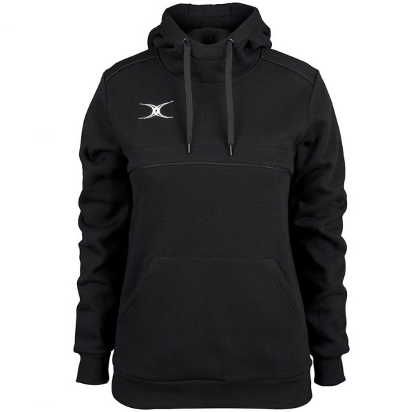 Gilbert Rugby PHOTON HOODIE WOMENS Black