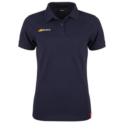 Grays Hockey POLO TANGENT LADIES Dark Navy