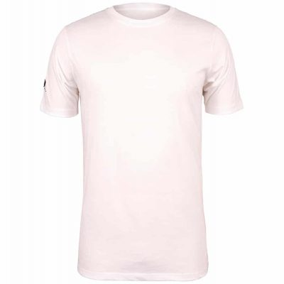 Gilbert Rugby QUEST TEE White