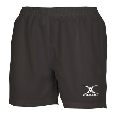 Gilbert Rugby SARACEN SHORTS WOMENS Black