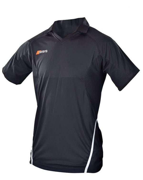 Grays Hockey SHIRT G750 Black/White