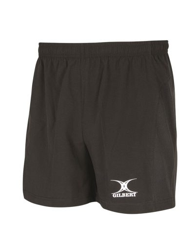 Gilbert Rugby SHORTS VIRTUO Black