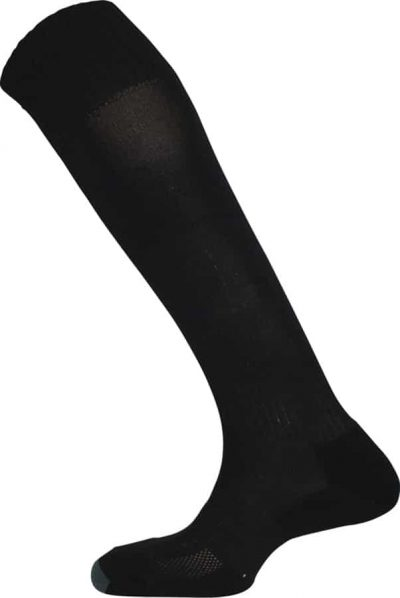 Mitre MERCURY PLAIN SOCK BLACK