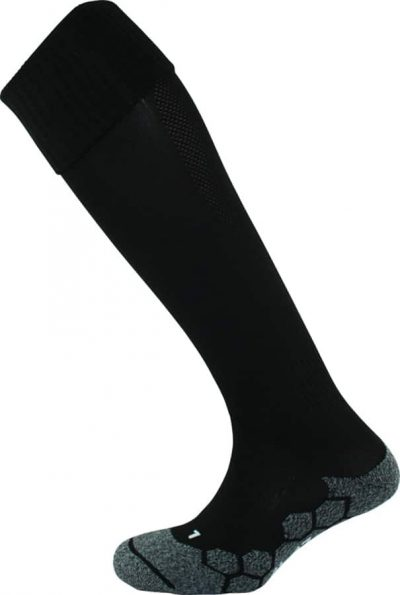 Mitre DIVISION PLAIN SOCK BLACK