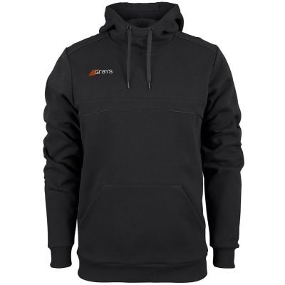 Grays Hockey TOP HOODIE POINT Black