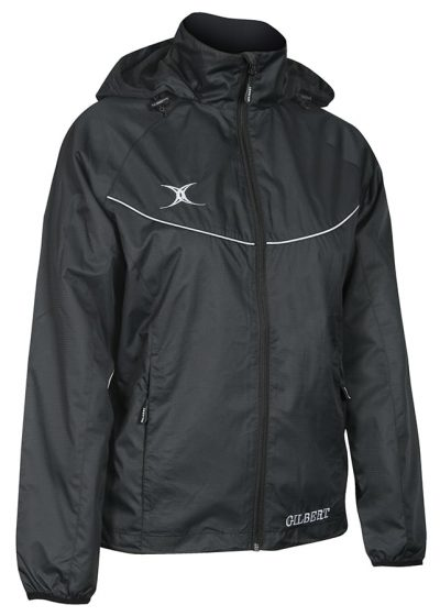 Gilbert Netball Vixen Jacket Black