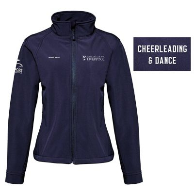 Womens Full Zip Fleece CS TS14FlivCheer