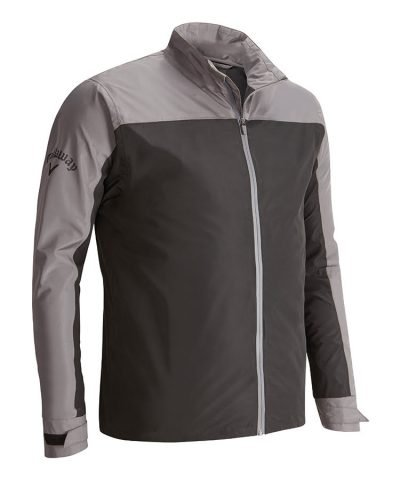Corporate waterproof jacket - Caviar - Callaway