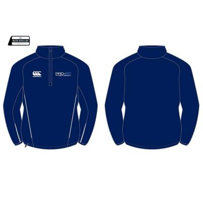 Canterbury Qtr Zip Micro Fleece Physio CS