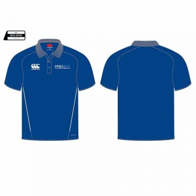 Canterbury Team Dry Polo Physio CS