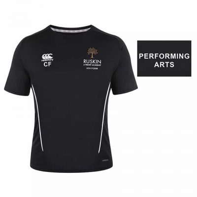 Canterbury Team Dry T-Shirt CS 6th FORM Performing Arts