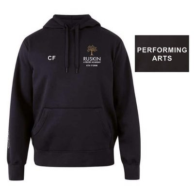 Canterbury Team Hoody CS 6th FORM Performing Arts