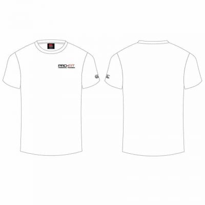 Canterbury Team Short Sleeve Plain T-Shirt CS