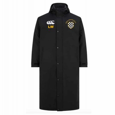 Canterbury Pro Subs Coat cs
